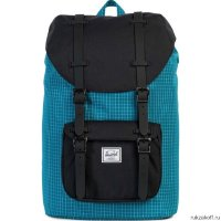 Рюкзак HERSCHEL LITTLE AMERICA MID-VOLUME O.DEPTHS GRID