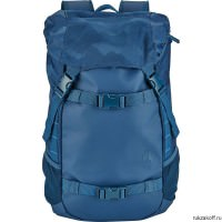 Рюкзак NIXON LANDLOCK BACKPACK II MOROCCAN BLUE