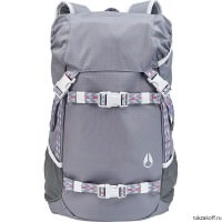 Рюкзак NIXON LANDLOCK BACKPACK II GRAY/GRAY
