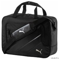Сумка Puma TEAM Messenger Bag black
