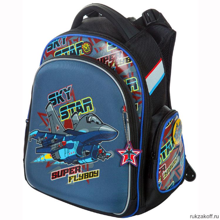 3121b1d7ff12 Школьный рюкзак-ранец Hummingbird TK48 Sky Star купить по цене 4 650 ...