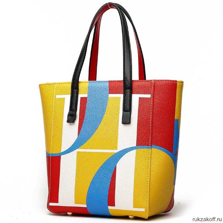 9b1538a4987c Женская сумка Pola 61003 (разноцветный) купить по цене 3 010 руб. в ...