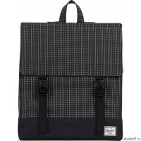 Рюкзак Herschel Survey Black Grid