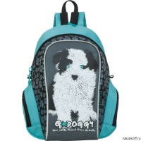 Детский рюкзак Grizzly Little Friend Turquoise Rs-665-4
