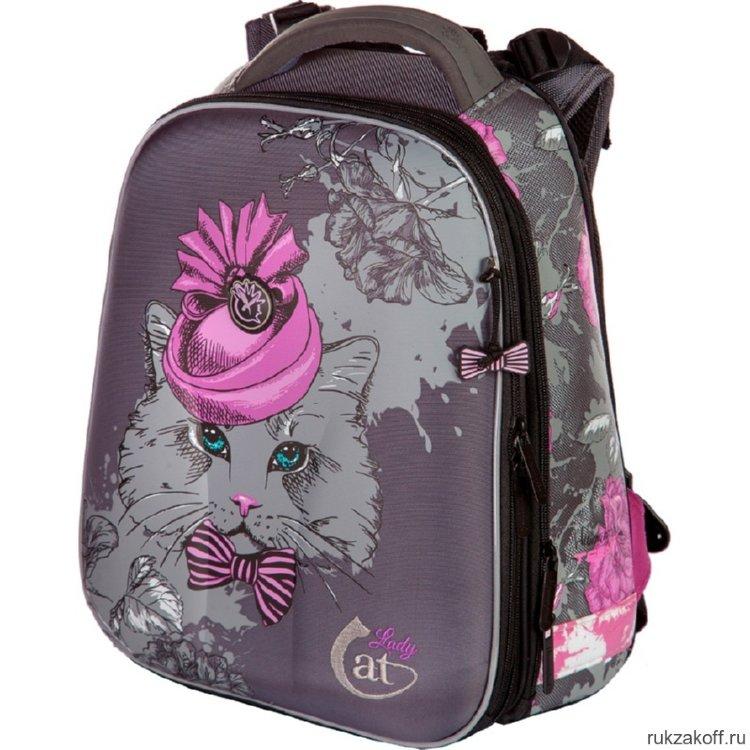 628f909ed559 Школьный ортопедический рюкзак Hummingbird Cat T68 купить по цене 4 ...