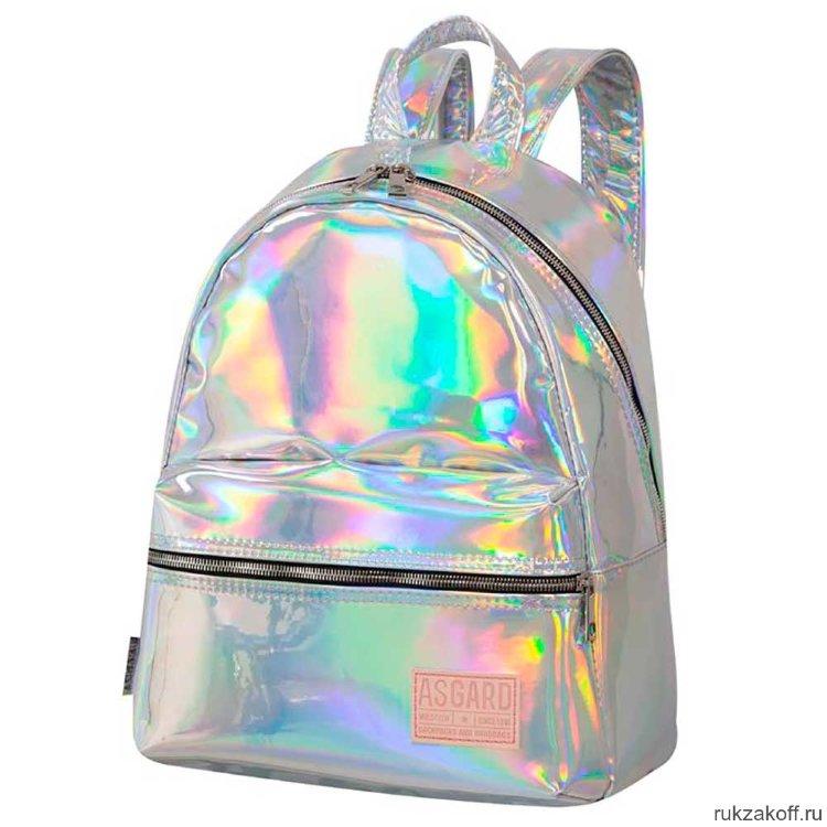 8a2424fdad75 Рюкзак Asgard Р-5232 Голография серебро купить по цене 2 980 руб. в ...