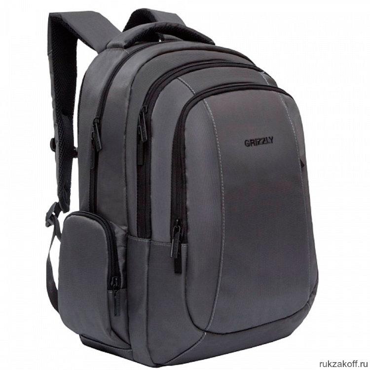 ddfce0f47e66 Рюкзак Grizzly Brick Grey RU-700-2/4 купить по цене 3 058 руб. в ...