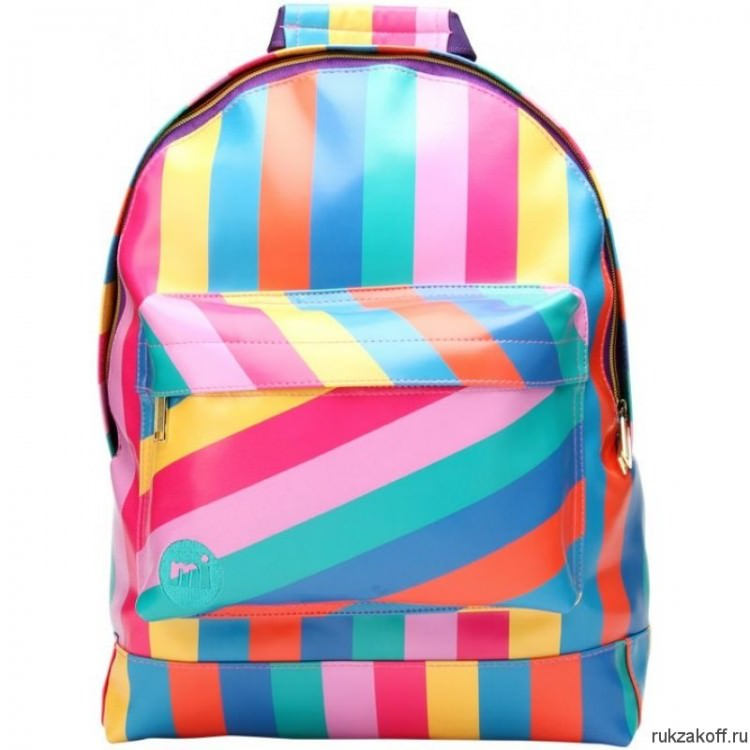 Рюкзак Mi-Pac Gold Multicoloured stripe Multi