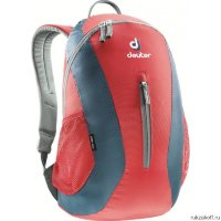 Рюкзак Deuter City Light красный