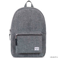 Рюкзак HERSCHEL SETTLEMENT Raven Crosshatch