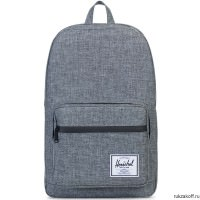 Рюкзак Herschel Pop Quiz Raven Crosshatch Gray