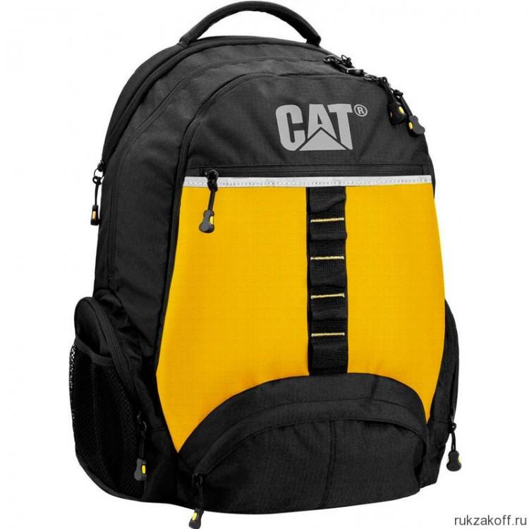 c1be7c7e2322 Рюкзак Caterpillar Urban Active черный/желтый 83001-12 купить по ...
