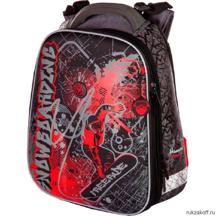 4aef9d0e4e25 Школьный ортопедический рюкзак Hummingbird Snowboarding T69 купить ...