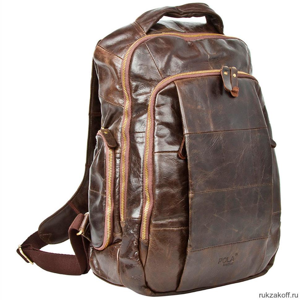 Сумка-рюкзак-торба коричневая рюкзак женский рд-1160