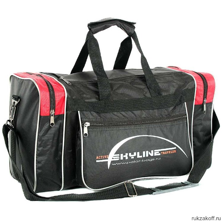 1fdcb6da0c44 Спортивная сумка Polar П9009 (красный) купить по цене 1 016 руб. в ...