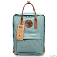 Рюкзак Fjallraven Kanken No. 2 blue Replica
