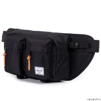 Поясная сумка Herschel Eighteen Black1