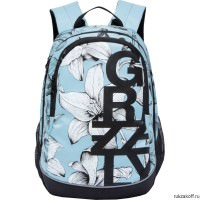 Рюкзак Grizzly Picture Flowers Rd-740-1