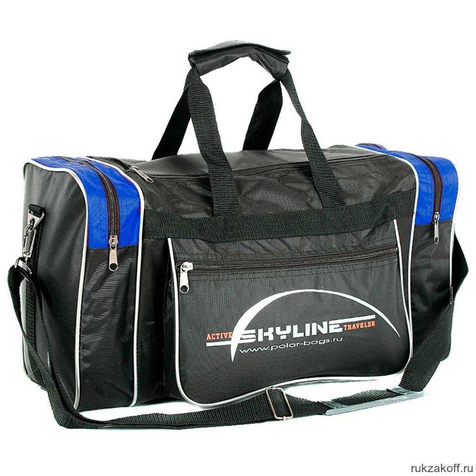 7f2fd85e428f Спортивная сумка Polar П9009 (синий) купить по цене 968 руб. в ...