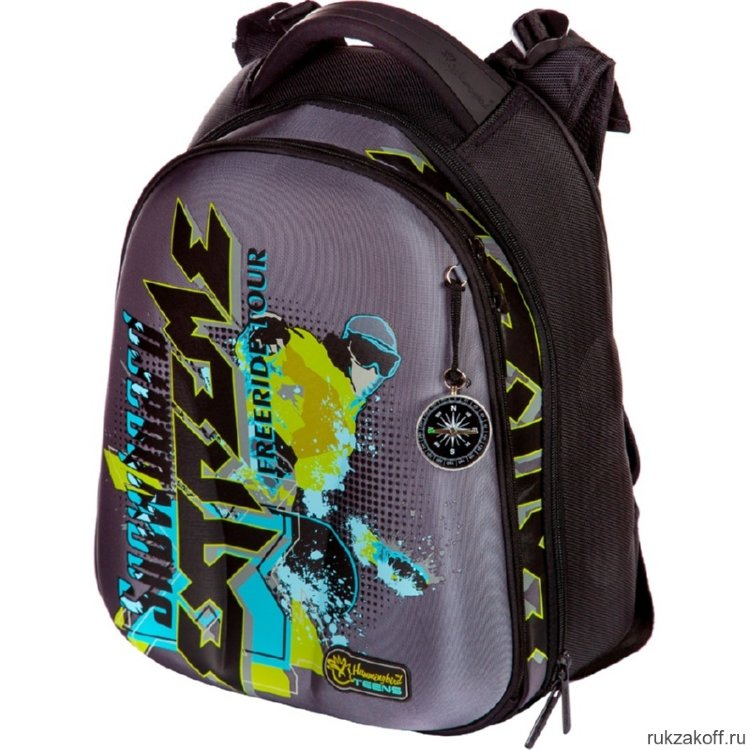 b3cd3d7e5327 Школьный ортопедический рюкзак Hummingbird Snowboard Extreme T77 ...