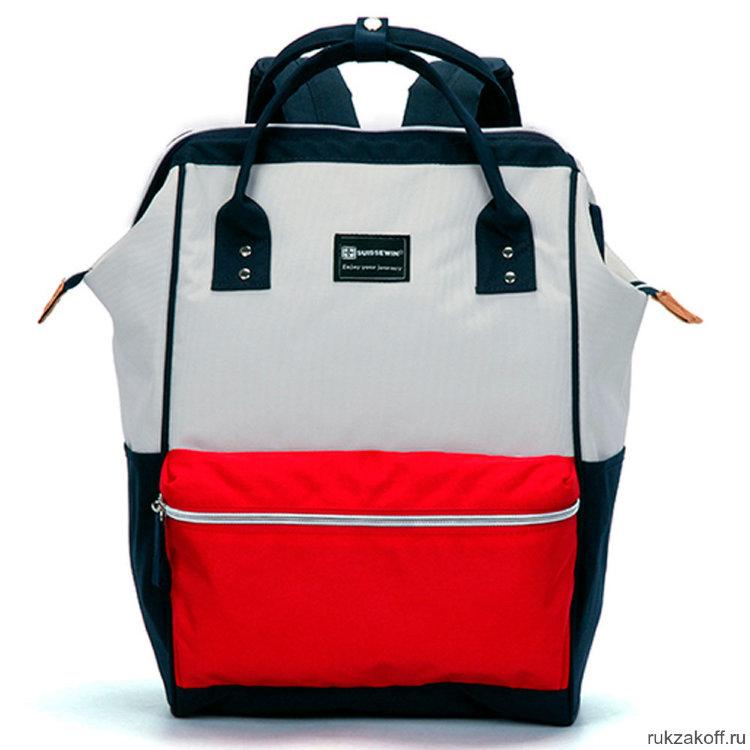 dbbf64e6700c Рюкзак-сумка Timber SN17117 (трехцветный) купить по цене 2 290 руб ...