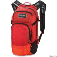 Велорюкзак Dakine Session 16L Red Rock