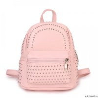 f5449aa4ee78 Купить розовый кожаный рюкзак в интернет магазине Rukzakoff.ru
