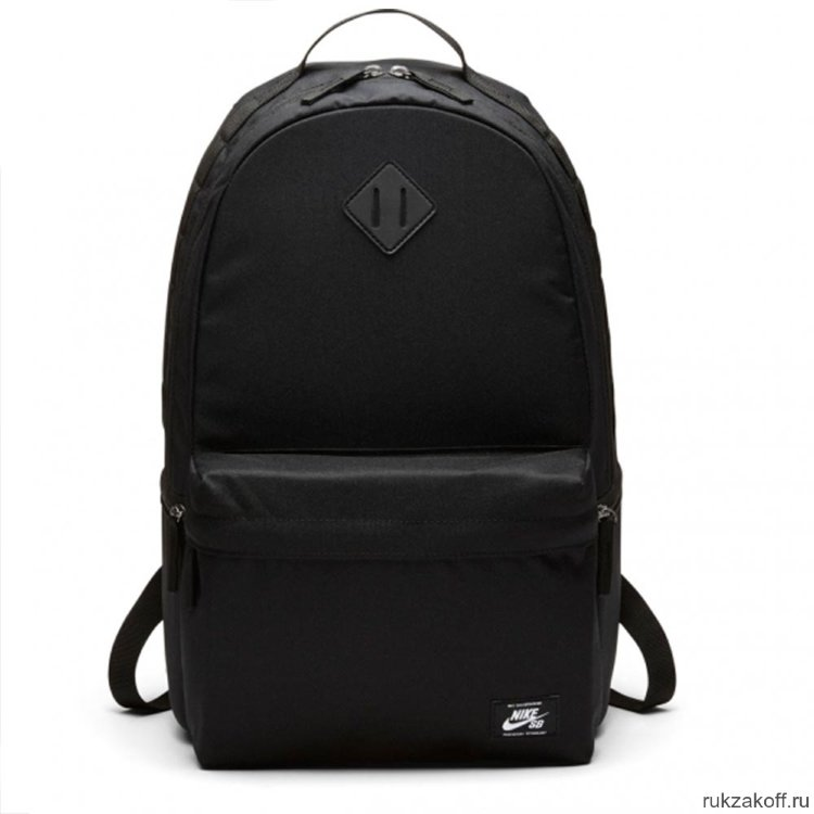 Рюкзак Nike SB Icon Backpack Чёрный