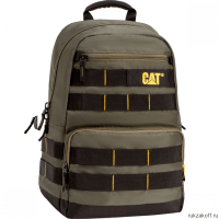 Рюкзак Caterpillar Mochilas зеленый 83066-164