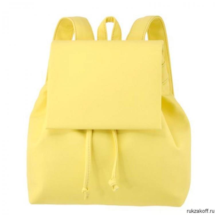 70257a2ba27f Женский рюкзак Asgard Р-5281 Желтый купить по цене 2 280 руб. в ...
