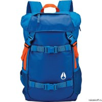Рюкзак NIXON SMALL LANDLOCK BACKPACK VIVID BLUE