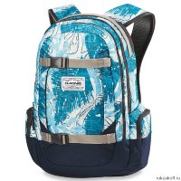 Рюкзак Dakine Womens Mission 25L Washed Palm