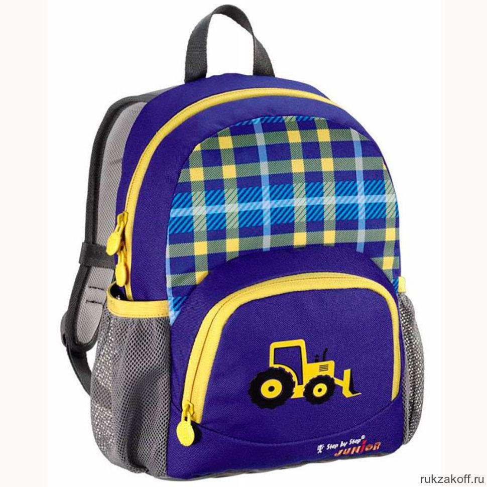 Рюкзак детский Hama Step by step Экскаватор (фиолетовый желтый ... 32745e602a03b