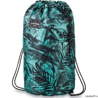Рюкзак Dakine Stashable Cinchpack 19L Painted Palm