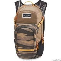 Велорюкзак Dakine Session 16L Field Camo