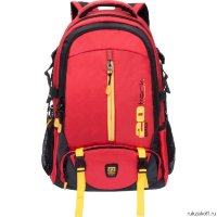 Рюкзак Grizzly Track Red Ru-708-2