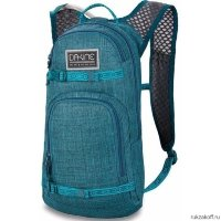 Велорюкзак Dakine Womens Session 8L Reservoir Emerald Green Egn