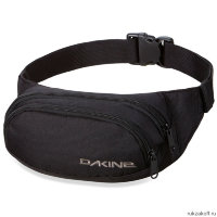 Сумка поясная Dakine HIP PACK BLACK