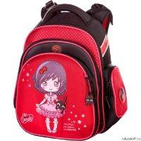 3b163d96f14d Красные школьные рюкзаки для 3-4 класса - купить в Москве, цена от 1 ...