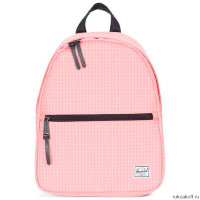 Рюкзак HERSCHEL TOWN X-SMALL Strawberry Ice Grid