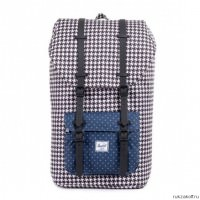 Рюкзак Herschel Little America Navy Polka Dot
