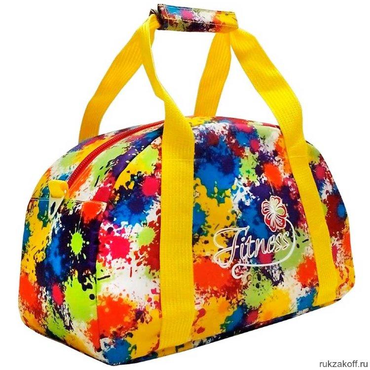 56451868f696 Спортивная сумка Polar 5999 (кляксы) купить по цене 1 386 руб. в ...