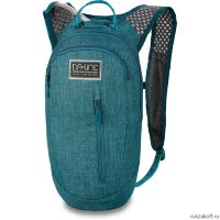 Велорюкзак Dakine Womens Shuttle 6L Reservoir Emerald Green
