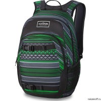 Рюкзак Dakine Point Wet/dry 29L Verde Vrd