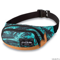 Сумка поясная Dakine HIP PACK PAINTED PALM