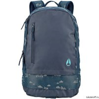 Рюкзак NIXON RIDGE BACKPACK NAVY/MINERAL