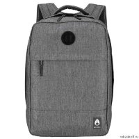 Рюкзак NIXON BEACONS BACKPACK II CHARCOAL HEATHER