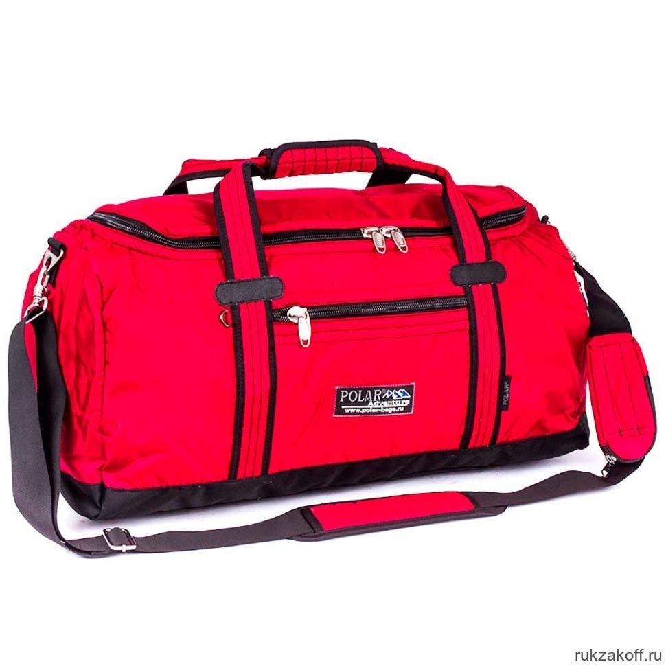 f898c450780c Спортивная сумка Polar П809А (красный) купить по цене 3 721 руб. в ...