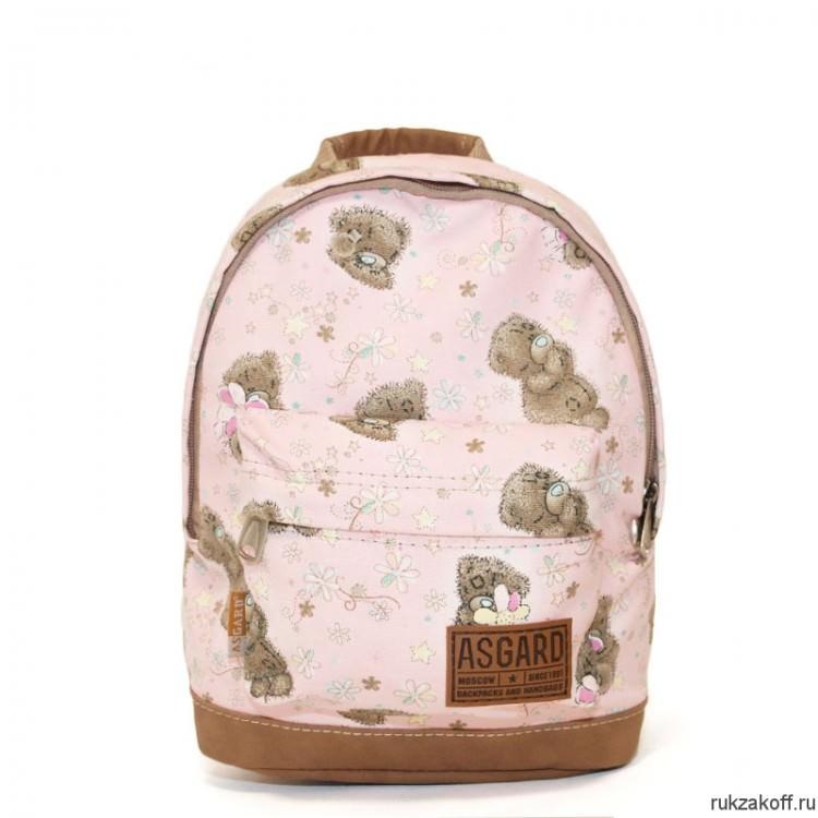 44e0a7b381e3 Детский рюкзак Asgard мишки Тэдди розовый Р-5424 купить по цене 2 ...
