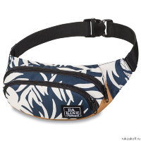 Сумка поясная Dakine HIP PACK MIDNIGHT WAILUA PALM